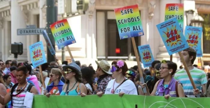 LGBT rights, publics schools, education