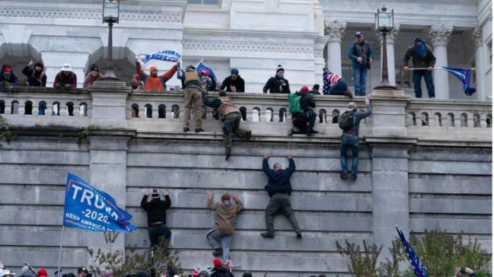 US Senate, Capitol chaos, law enforcement, Violence in America