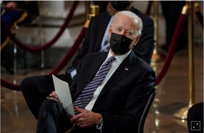US Congress, joint session, Joe Biden