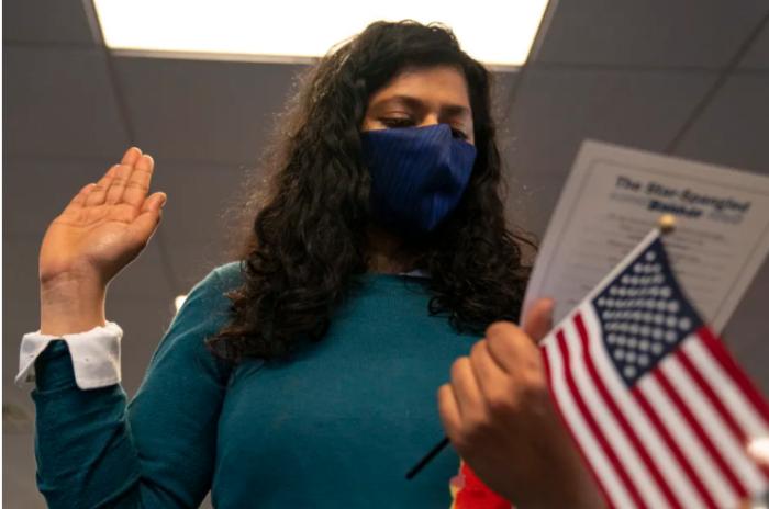 immigration, 2020 Census