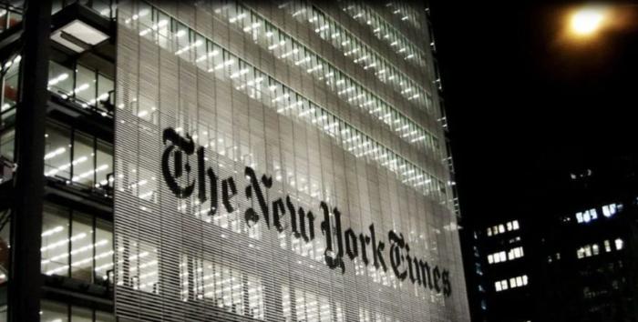 Media Bias, Media Watch, New York Times, Democrats