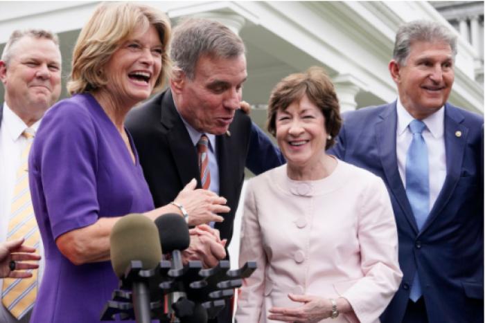 Bridging Divides, bipartisanship, infrastructure bill