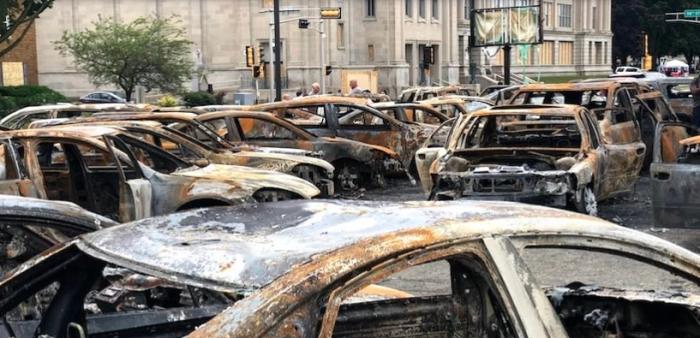 Violence in America, Kenosha, Kyle Rittenhouse, Democrats