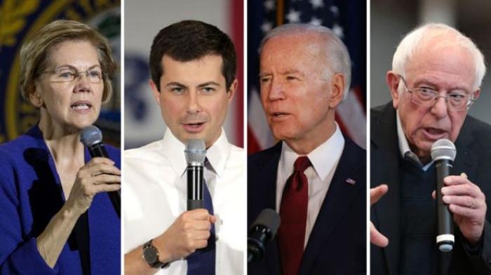 elections, Presidential elections, Democrat primaries, Iowa