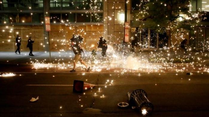 Violence in America, George Floyd riots