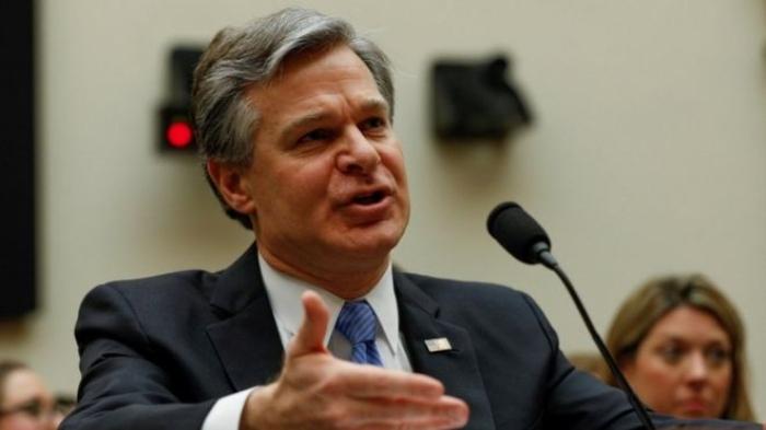 National Security, China, FBI