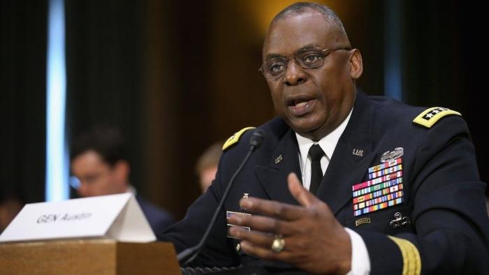 National Defense, DOD, Secretary of Defense, Lloyd Austin