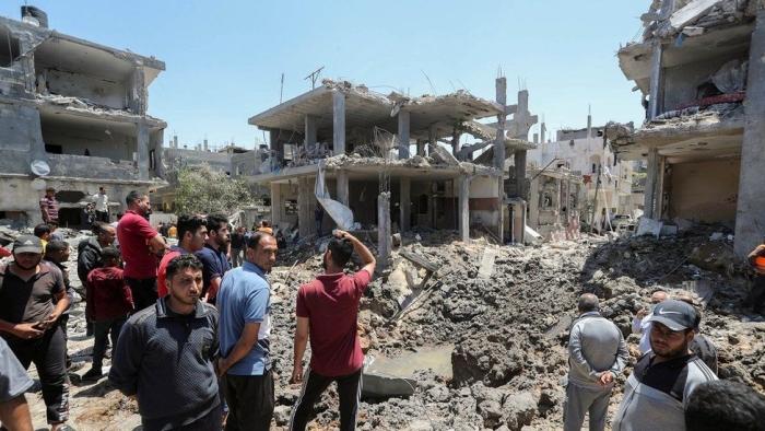 Middle East, Gaza Strip, Israel