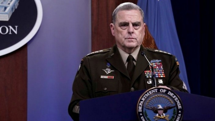 National Defense, National Security, Mark Milley