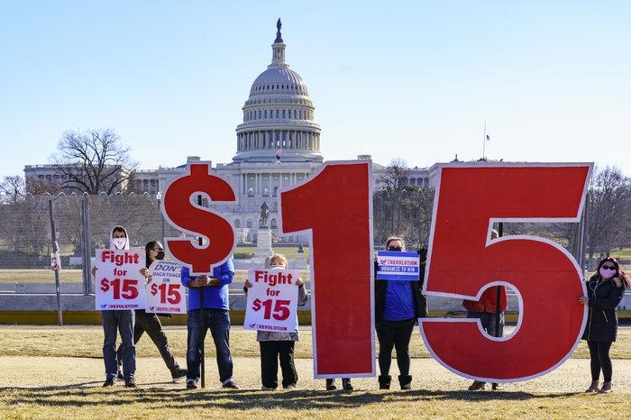 US Senate, Minimum Wage