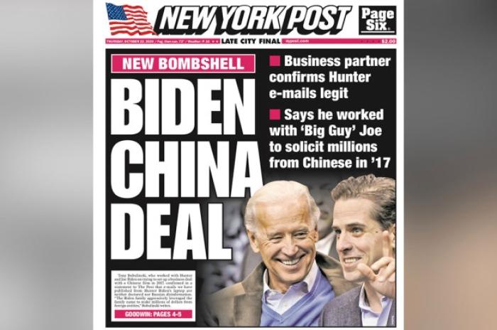 National Security, Hunter Biden Emails, FBI, Joe Biden, China