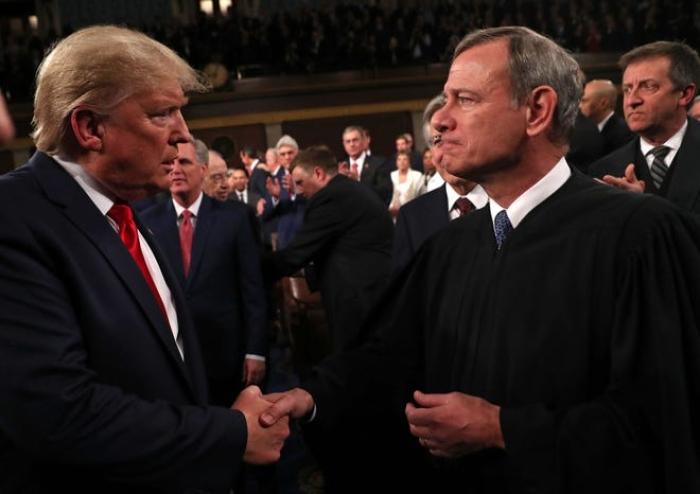SCOTUS, judicial independence