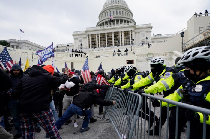 politics, Capitol Chaos, Democrats