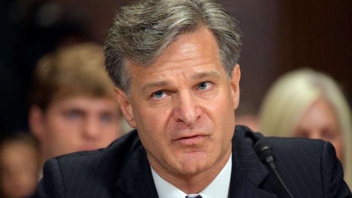US Senate, Senate Judiciary Committee, Christopher Wray, Capitol Chaos