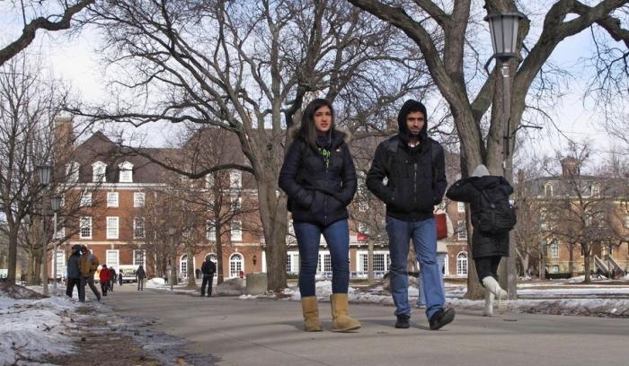 Free Speech, college campuses