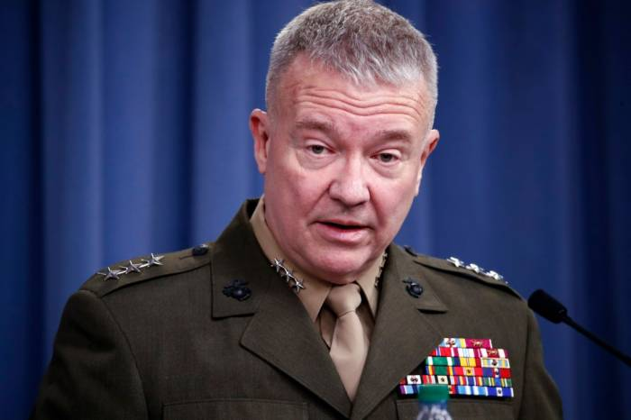 National Defense, US Military, Middle East, Iraq, General Kenneth McKenzie