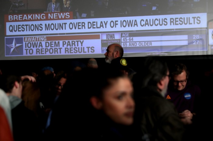 elections, Presidential elections, Iowa caucus