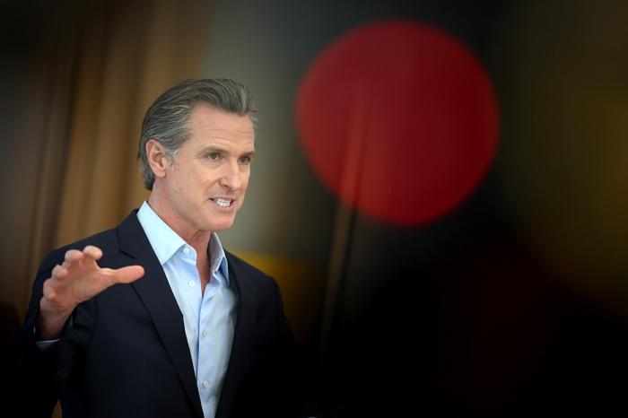 politics, California politics, Gavin Newsom