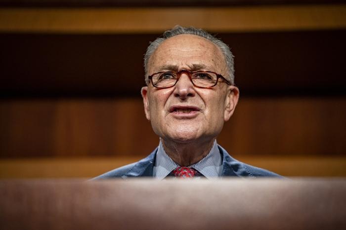 US Senate, filibuster, Chuck Schumer