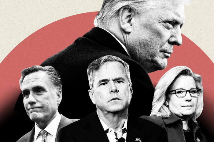 politics, Donald Trump, GOP dynasties