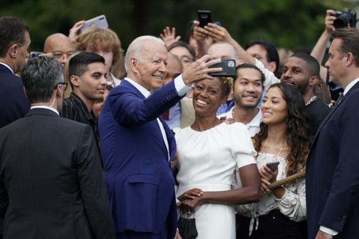 White House, Joe Biden, coronavirus, Fourth of July