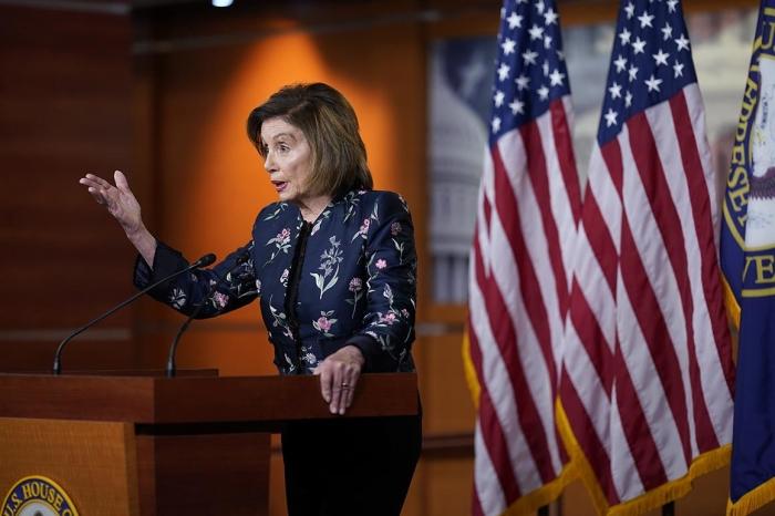 US House, January 6 Commission, Nancy Pelosi
