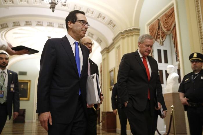 Economy and Jobs, coronavirus, coronavirus bill, US Senate, Stimulus bill, White House