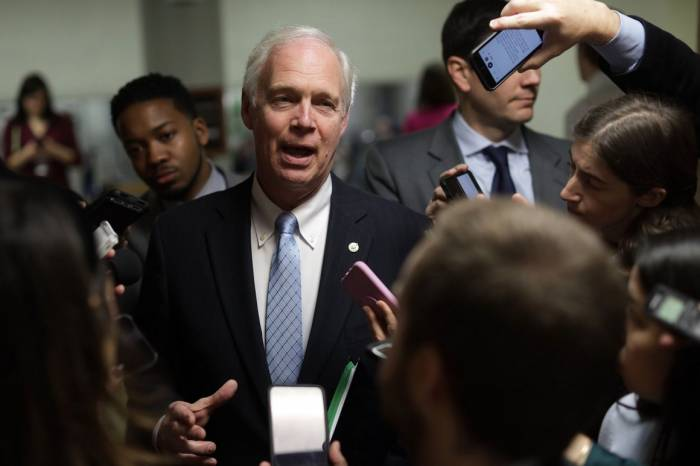 US Senate, federal investigations