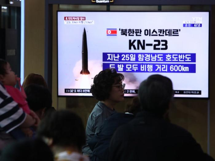 North Korea, missile tests