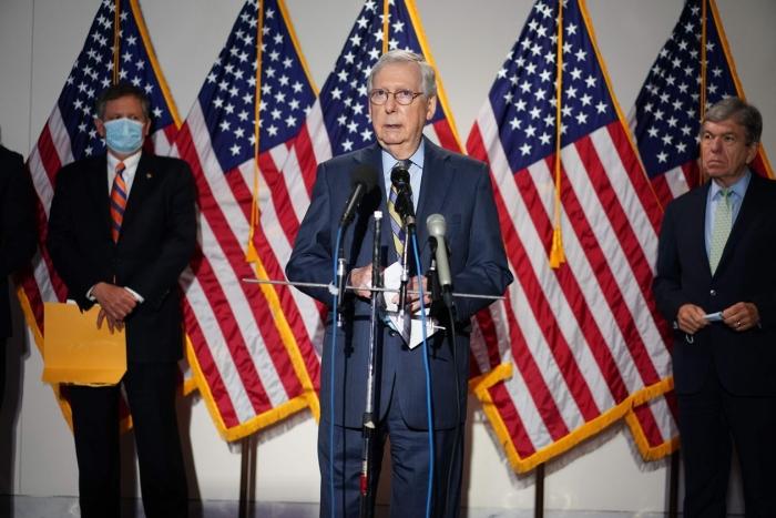 US Senate, Senate Republicans, police reform