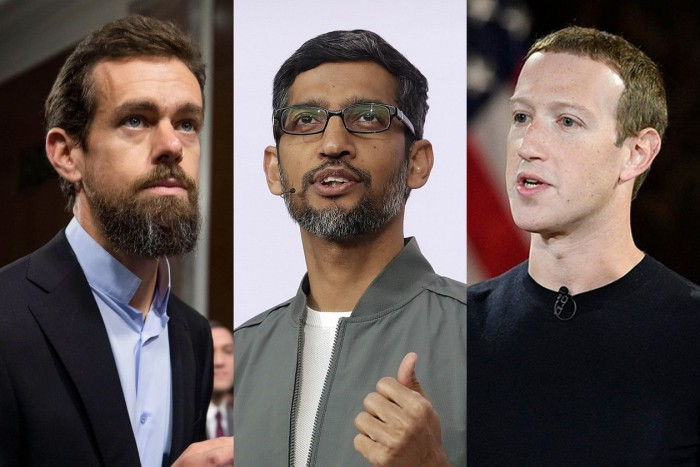 technology, online censorship, Twitter, Facebook, Google, political discourse, US Senate, Senate Commerce Committee