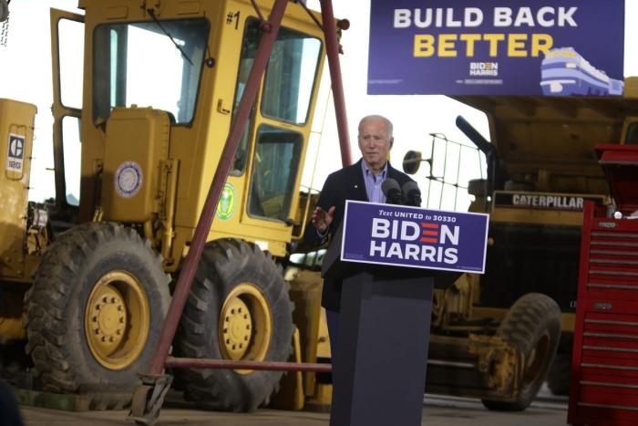 labor, Labor Department, Joe Biden, GOP, US Senate, Executive Actions
