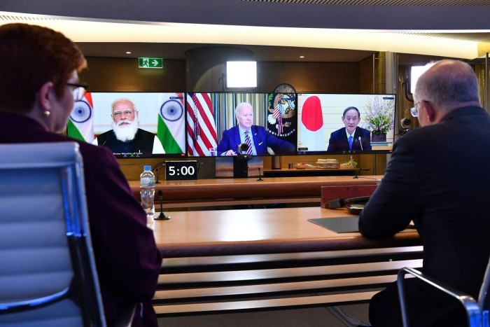 foreign policy, China, Joe Biden