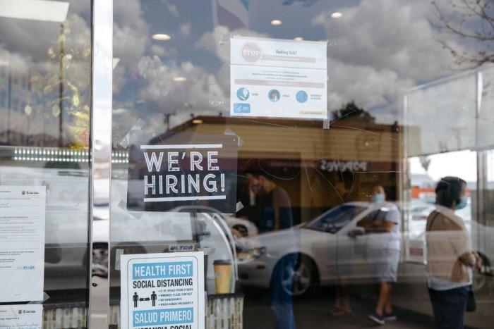 Economy and Jobs, jobless claims, unemployment benefits