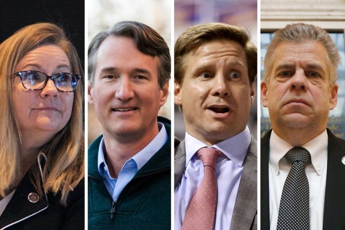 elections, Gubnatorial elections, Virginia, GOP