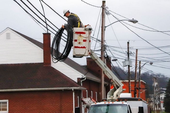 Technology, infrastructure bill, broadband