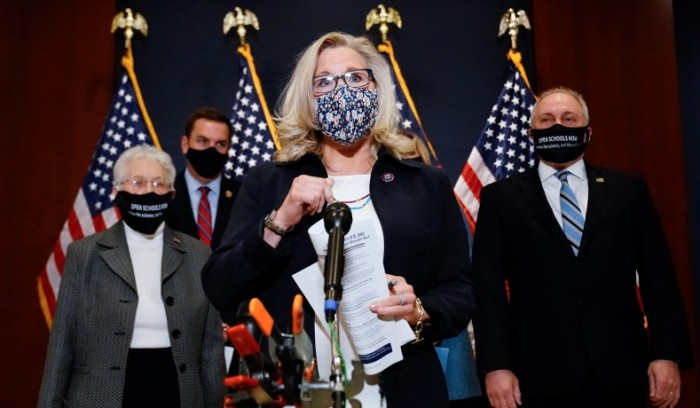 US House, Liz Cheney, GOP