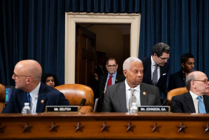 impeachment, Donald Trump, articles of impeachment