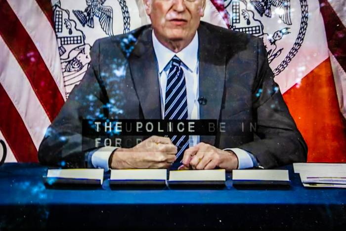 Violence in America, law enforcement, law and order, police brutality, New York City