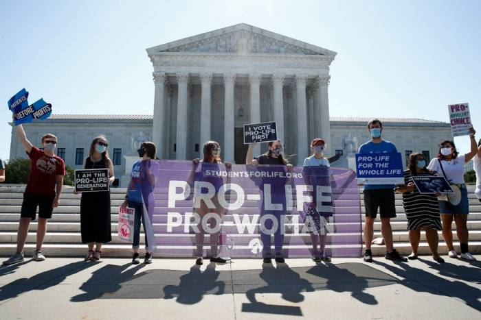 Abortion, SCOTUS, Louisiana, abortion restrictions, John Roberts, Roe v Wade