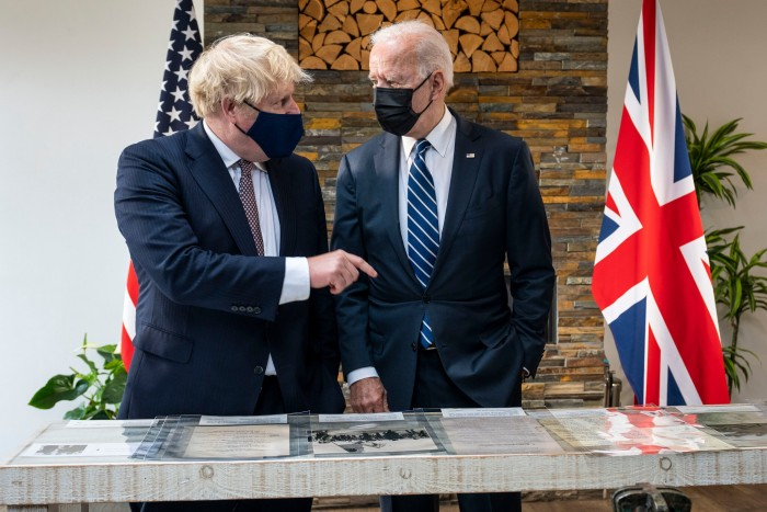 World, G-7 Summit