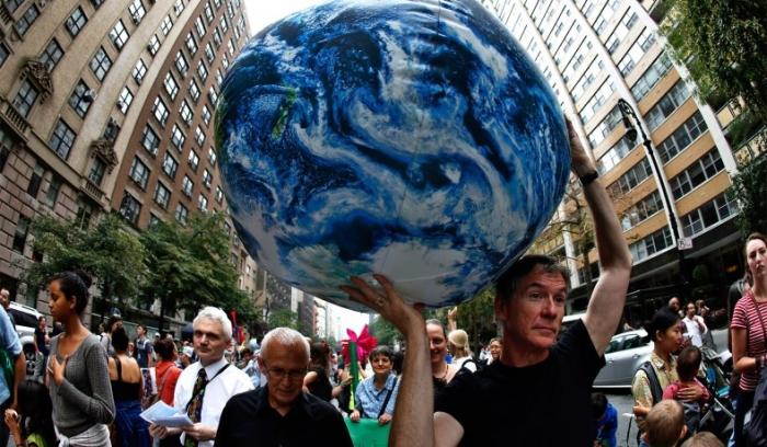 climate change, Democrats