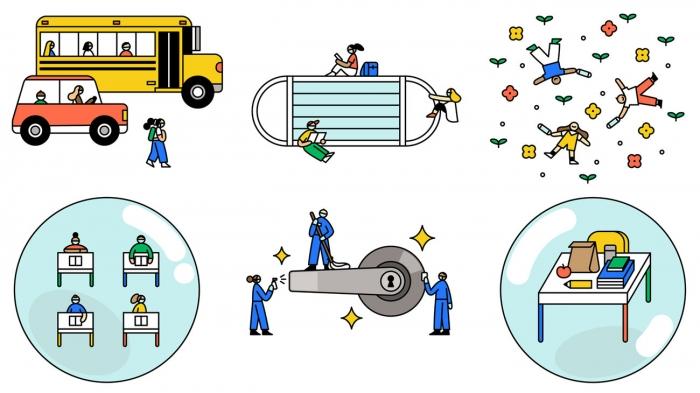 education, schools, reopening schools, coronavirus, coronavirus spread