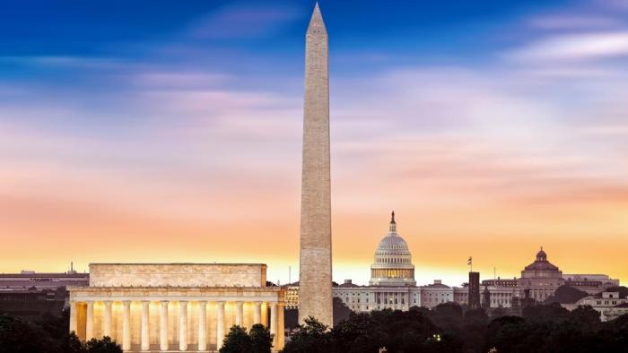 politics, cancel culture, statues, Jefferson Memorial, Washington Monument, DC Mayor