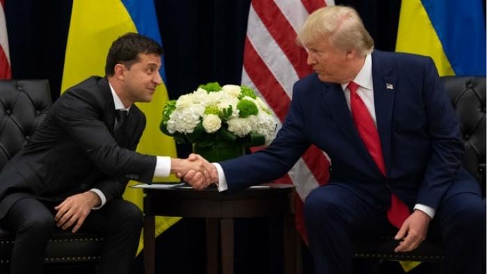 Ukraine phone call, memo