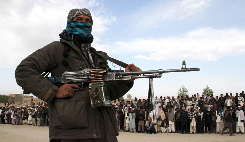 National Security, Taliban, Camp David