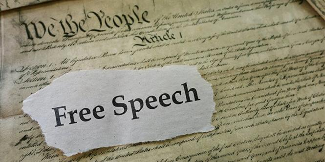 free speech, online censorship, conservatives