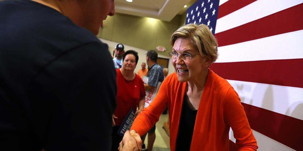 Election 2020, Democrats